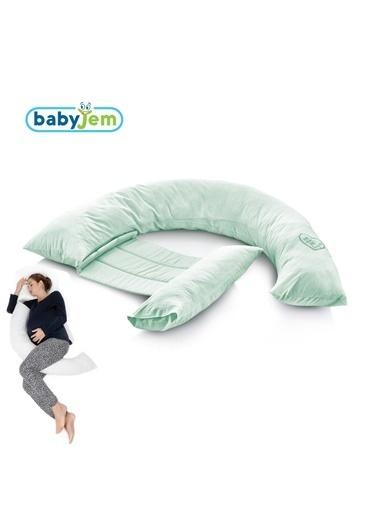 Baby Jem Emzirme Yastığı Yeşil